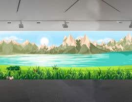 Nro 122 kilpailuun 16 ft  x 112 ft Wall Mural Graphics käyttäjältä joynul1234