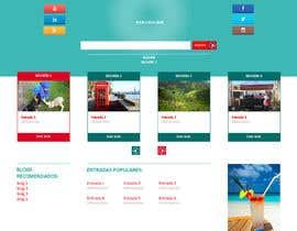 #2 untuk Re-design my web page oleh lunaim
