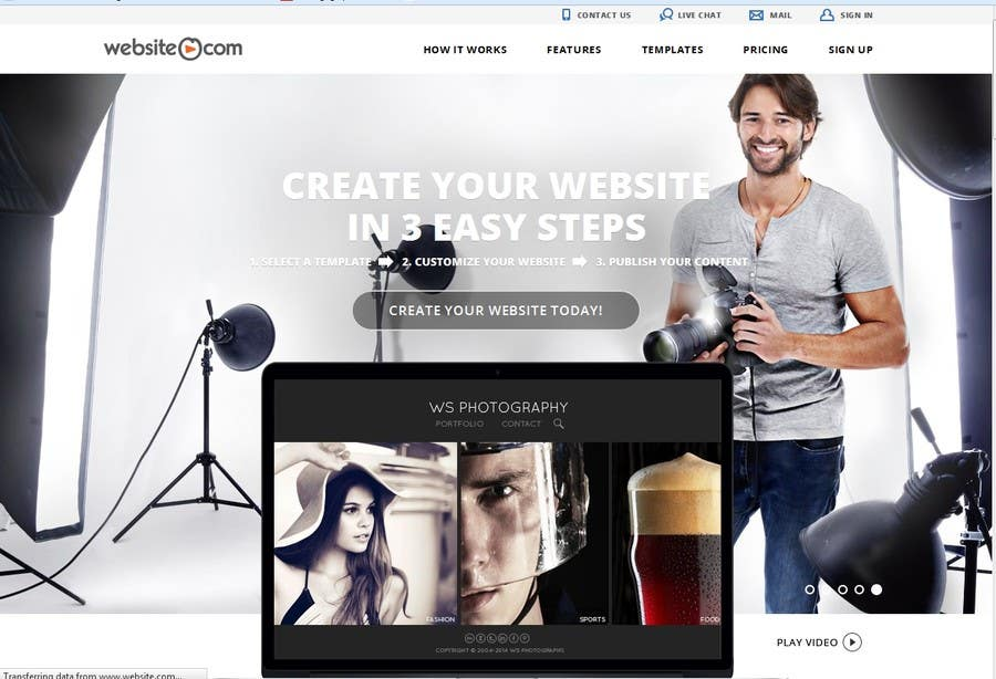 Konkurrenceindlæg #22 for Build a Corporate Website & Re-Design Company Logo