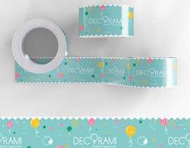 #46 для Custom tape with logo and fun design от imtt93