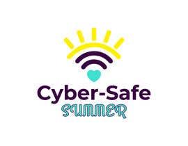 #48 for Logo for Cyber-Safe Summer by MdShalimAnwar