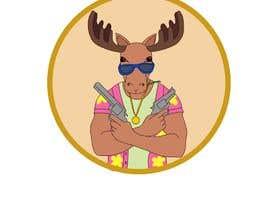 #58 dla Undercover Moose Sticker przez AtlantisTORA