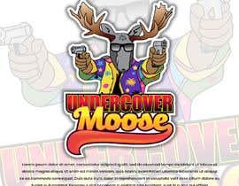 #42 dla Undercover Moose Sticker przez rockztah89