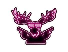 #56 dla Undercover Moose Sticker przez rockztah89