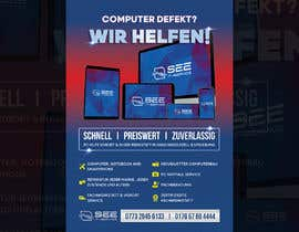 #152 untuk Design poster A1 for a computer company oleh hadeerafarouk