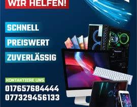 #192 untuk Design poster A1 for a computer company oleh affandiahmad890