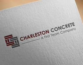#41 for Design a Logo for Charleston Concrete by mafta305