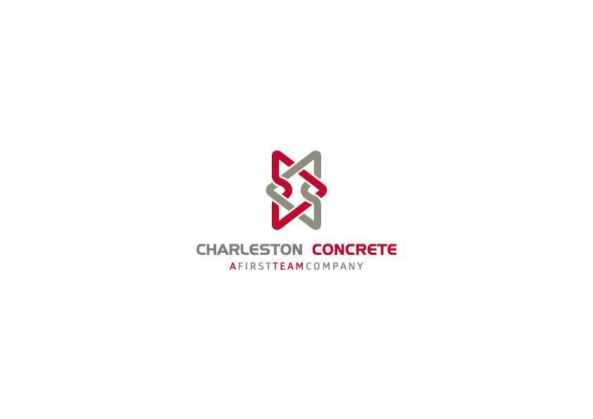 Konkurrenceindlæg #135 for Design a Logo for Charleston Concrete