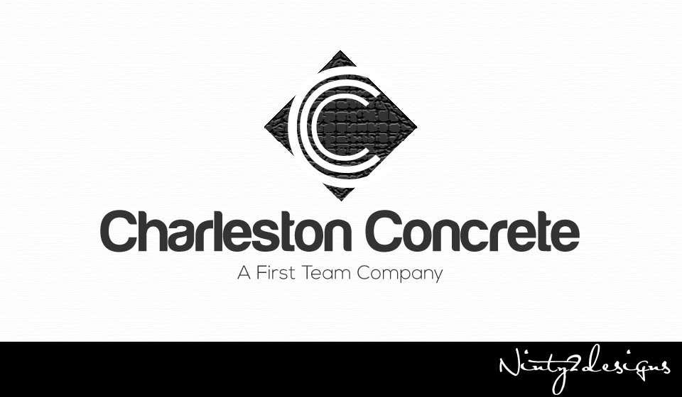 Konkurrenceindlæg #106 for Design a Logo for Charleston Concrete