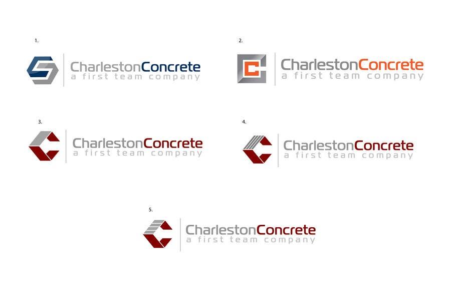 Konkurrenceindlæg #57 for Design a Logo for Charleston Concrete