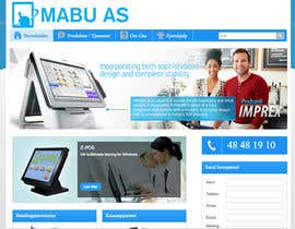 #43 untuk Design a set of website banners for MABU AS oleh aidec