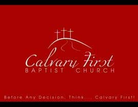 nº 8 pour Design a Logo for Calvary First, Baptist Church par marthiq