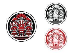 #250 untuk Design a Japanese themed logo / Glyph oleh prakash777pati