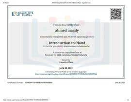 #42 untuk Feasibility Study for building a community for IBM Center for Cloud Training Certifications oleh AhmmedMagdyy