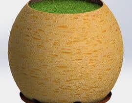 bacemjarraya tarafından 3D Plant Pot Design için no 34