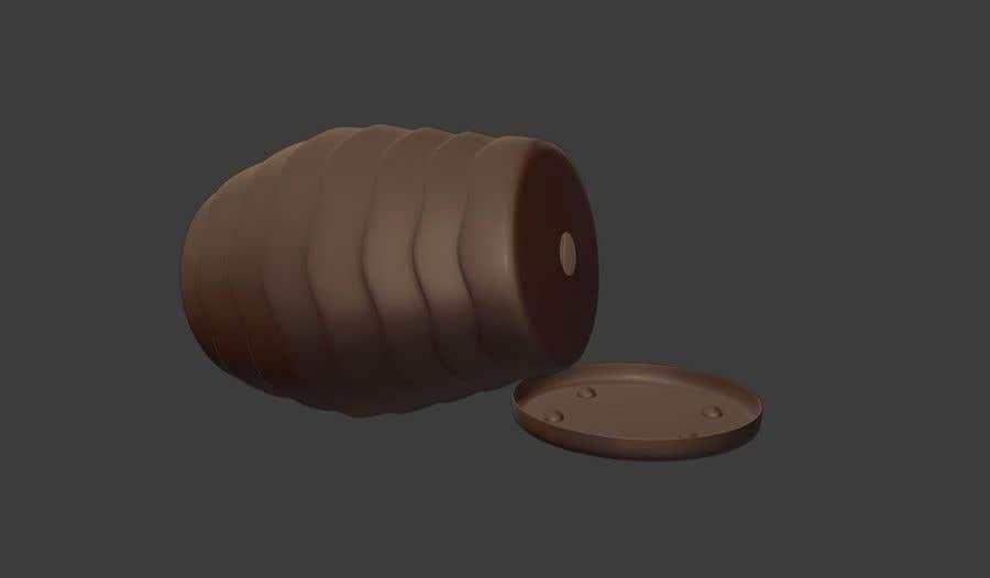 Contest Entry #                                        41                                      for                                         3D Plant Pot Design