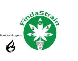 Nro 268 kilpailuun FindaStrain Logo käyttäjältä nasimbillal2021
