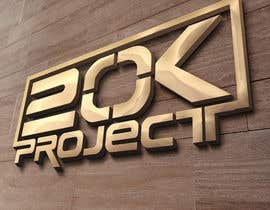 "#287 cho Design a Logo for ""20K PROJECT"" bởi dezigningking"