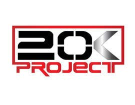 "#305 cho Design a Logo for ""20K PROJECT"" bởi dezigningking"