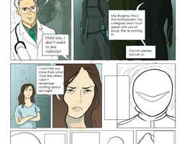 #15 cho Illustrate Page from Graphic Novel bởi poontanam