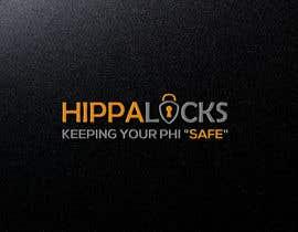 #738 HippaLocks Logo részére SafeAndQuality által