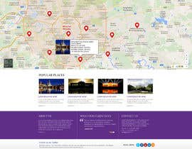 #3 cho Design a Website Mockup for City Travelling Guide bởi nikil02an