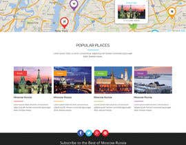 #14 cho Design a Website Mockup for City Travelling Guide bởi syrwebdevelopmen