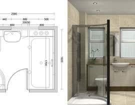 TalhaJavedRajput tarafından Bathroom design için no 4