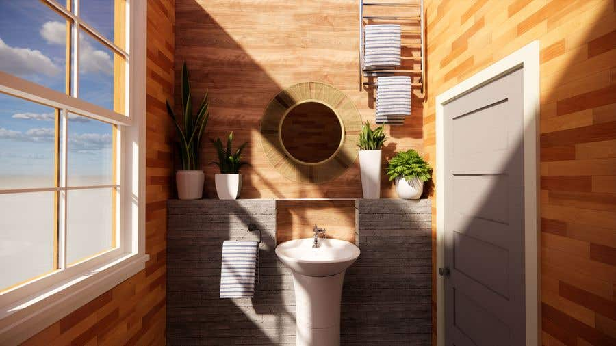 Konkurrenceindlæg #                                        47                                      for                                         Bathroom design
