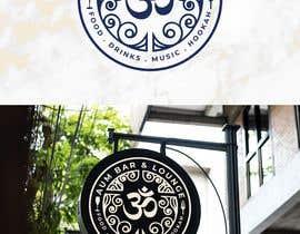 Nro 130 kilpailuun Logo Design for Aum Bar & Lounge käyttäjältä sandeeptwc3