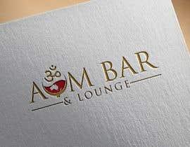 Nro 124 kilpailuun Logo Design for Aum Bar & Lounge käyttäjältä mamunhossain6659