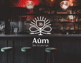 Nro 201 kilpailuun Logo Design for Aum Bar & Lounge käyttäjältä anuniyazdesigns