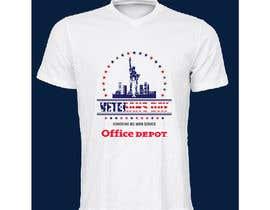 #475 for Military Veteran T-Shirt Design af anishkrishna001