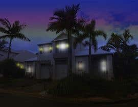 nº 52 pour Turn 2 daytime real estate photos into beautiful twilights par kvd05