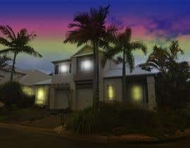 nº 53 pour Turn 2 daytime real estate photos into beautiful twilights par kvd05