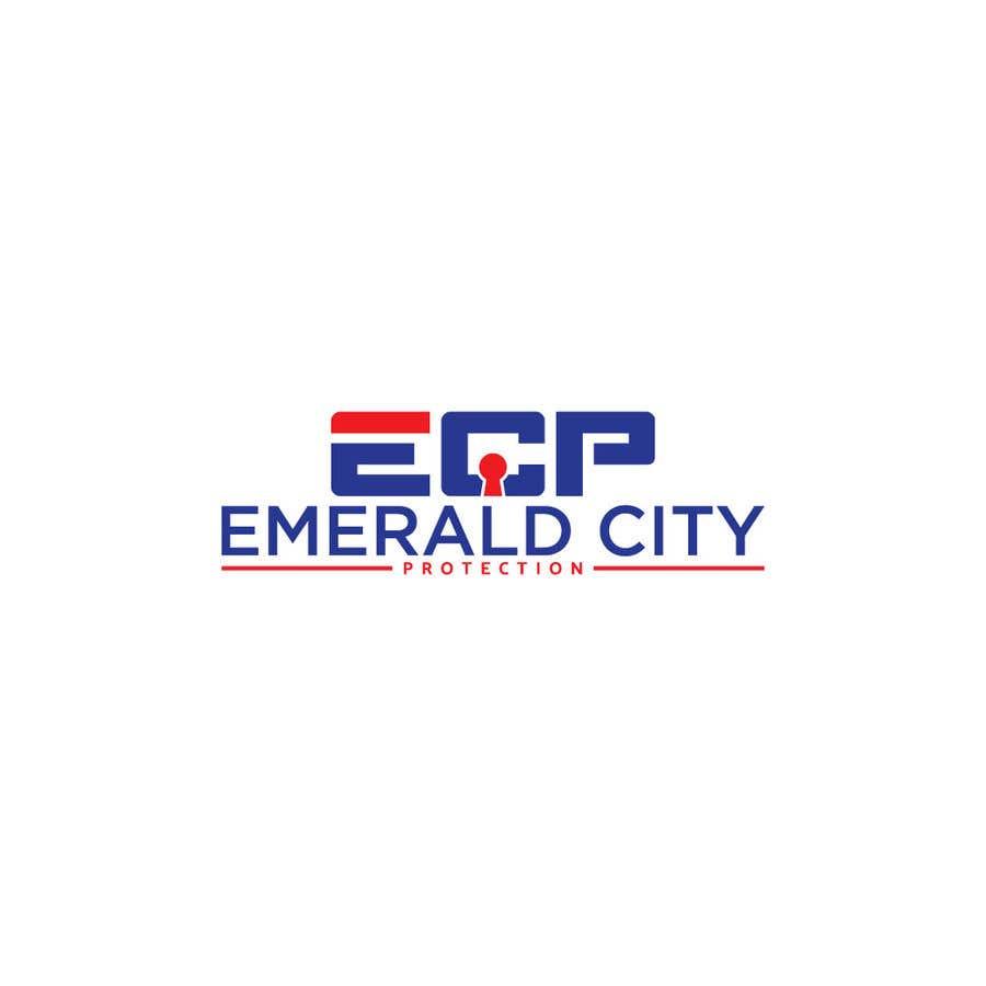 Конкурсная заявка №                                        214                                      для                                         Emerald City Protection…Logo