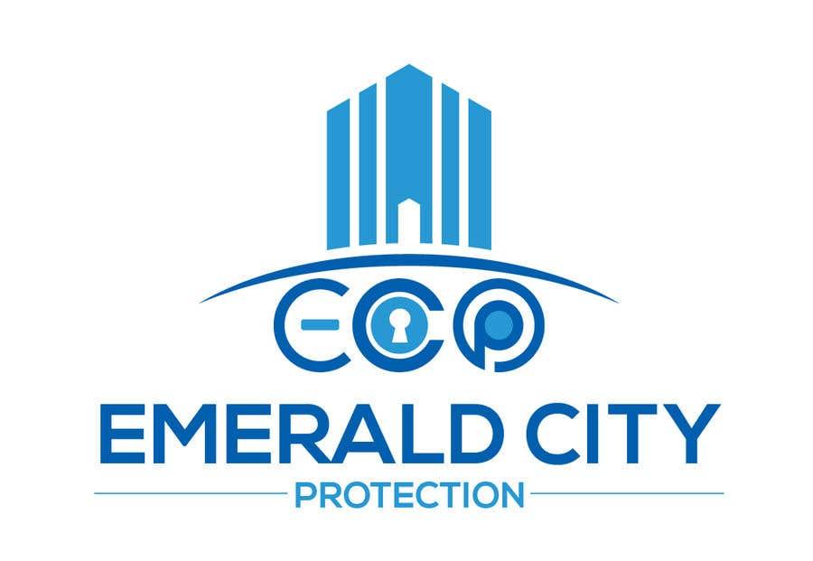 Конкурсная заявка №                                        188                                      для                                         Emerald City Protection…Logo