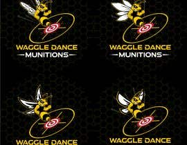 #146 for Waggle dance logo af vivekbsankar