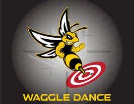 #177 for Waggle dance logo af vivekbsankar