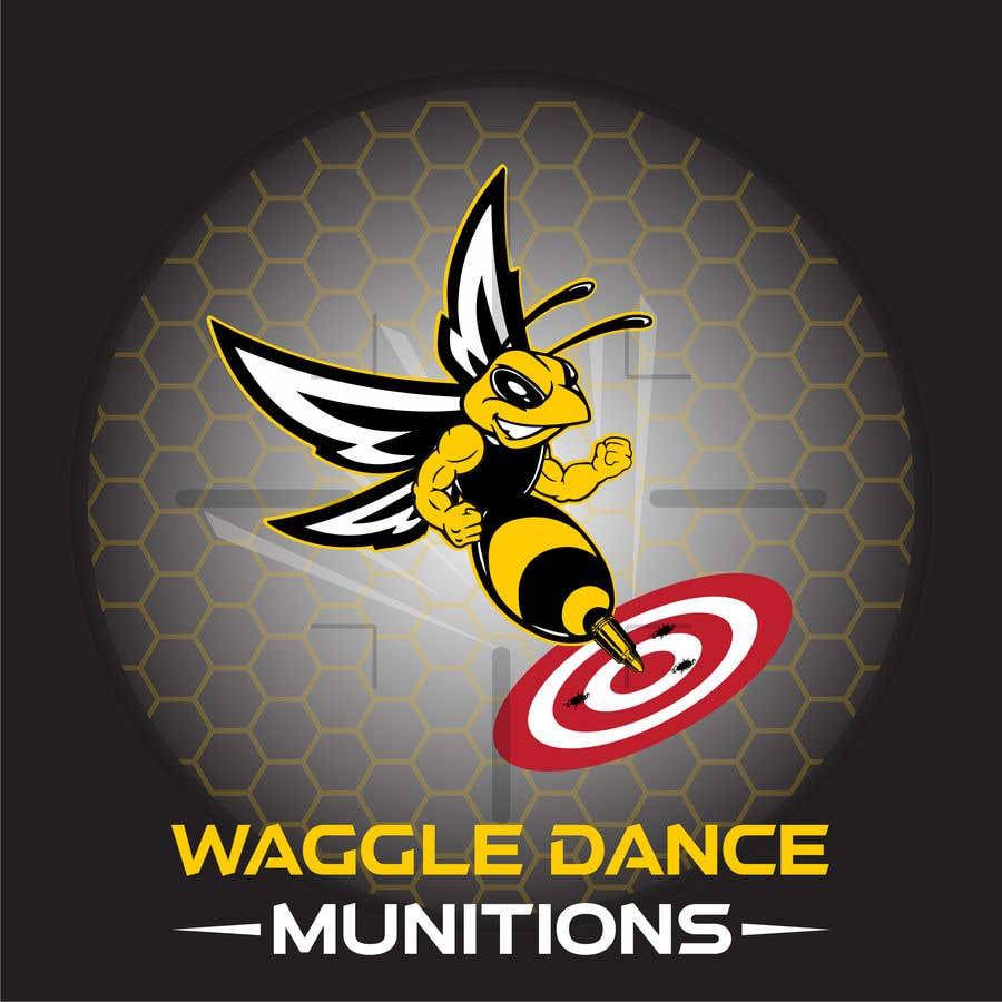 Konkurrenceindlæg #                                        178                                      for                                         Waggle dance logo