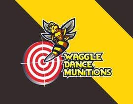 #143 for Waggle dance logo af waktucreative