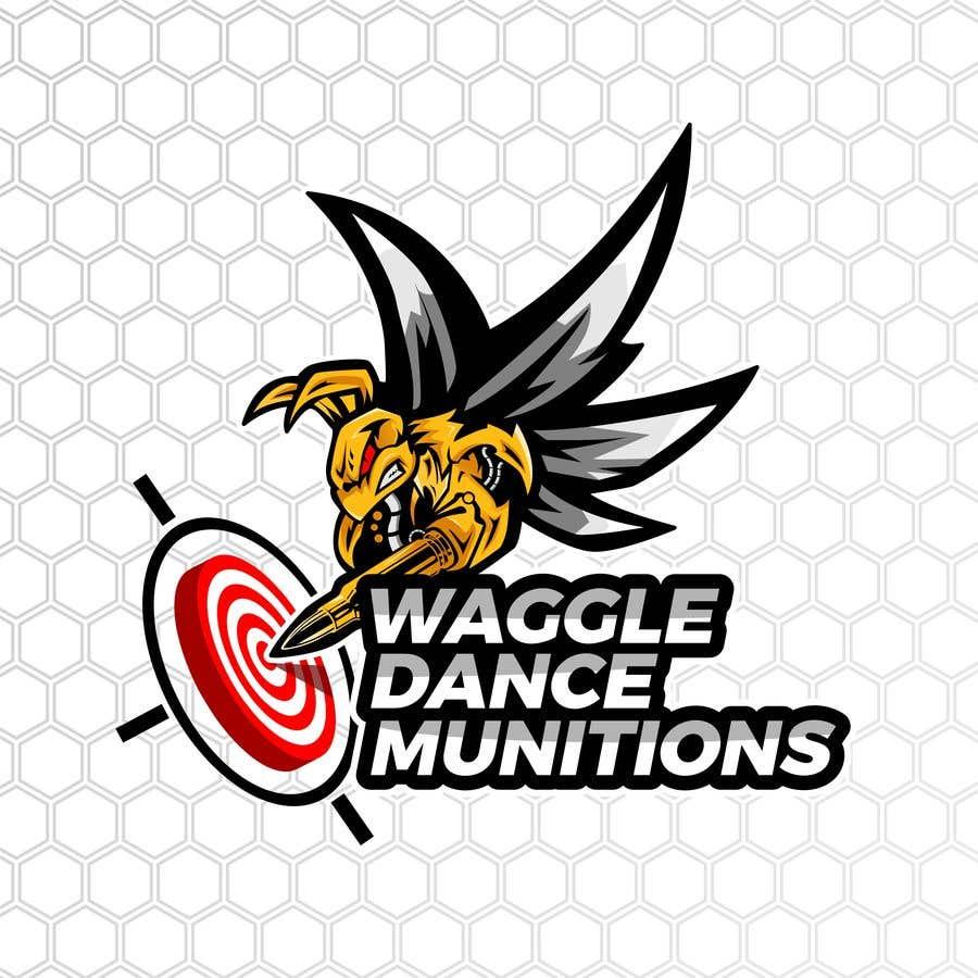 Konkurrenceindlæg #                                        145                                      for                                         Waggle dance logo