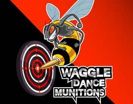#135 for Waggle dance logo af Emator