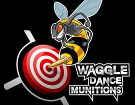 #136 for Waggle dance logo af Emator