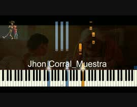 nº 5 pour Create Beginner Synthesia Piano Exercise & Song Videos par jhonalex1408