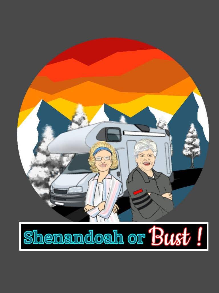 Konkurrenceindlæg #                                        77                                      for                                         Shenandoah or Bust!
