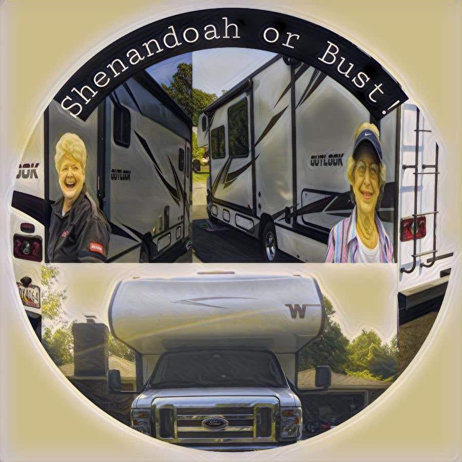 Konkurrenceindlæg #                                        82                                      for                                         Shenandoah or Bust!
