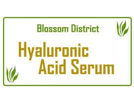 #35 cho Design a Logo for Facial serum bởi oksuna