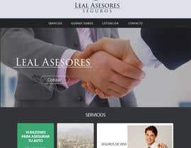 #25 para Desarrollar logo y pagina web sencilla para agente de seguros por hectilo