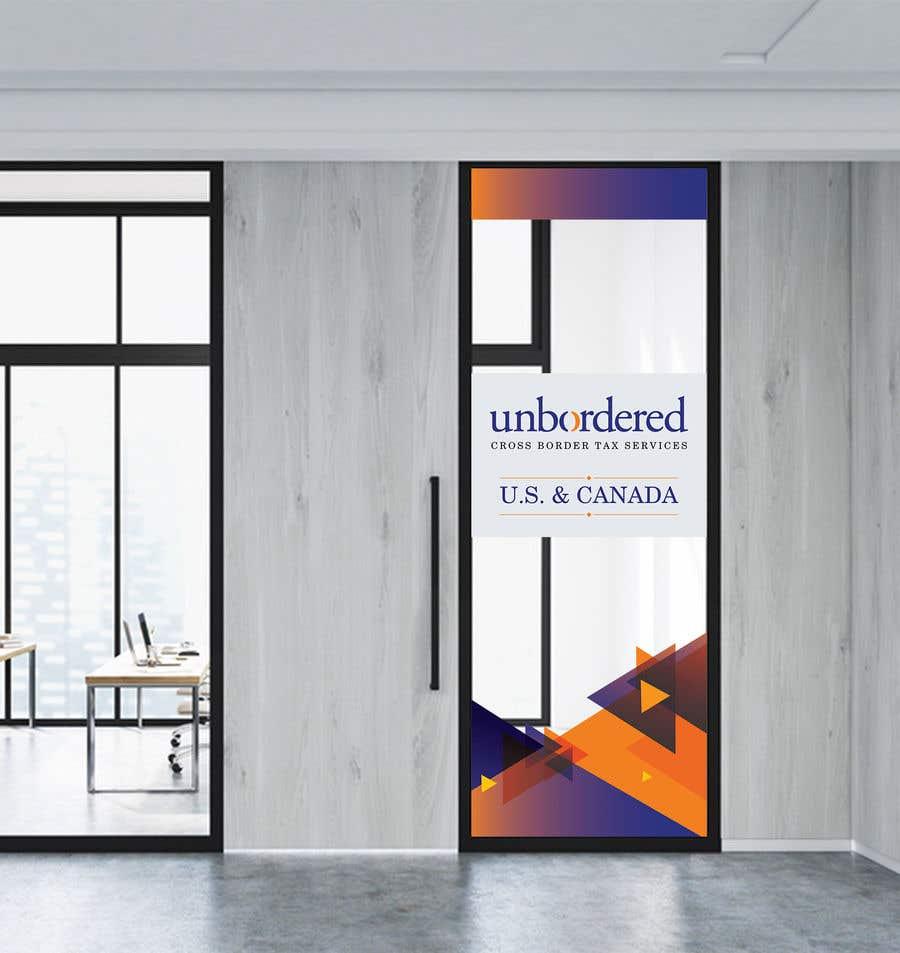 Konkurrenceindlæg #                                        308                                      for                                         Vinyl window sign design